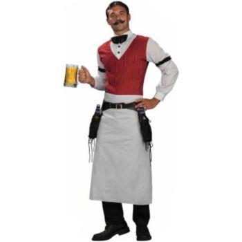 Bartender Adult Costume
