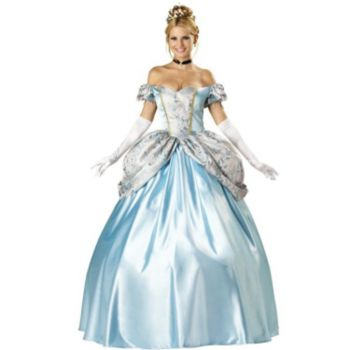 Enchanting Princess Elite Collection Adult Costume