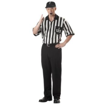 Referee Set Adult