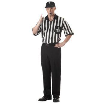 Referee Set Adult