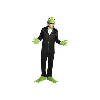 The Muppets Kermit Adult Costume
