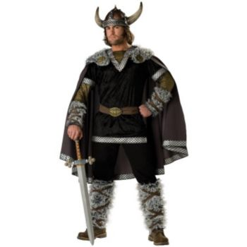 Adult Deluxe Viking Warrior Costume