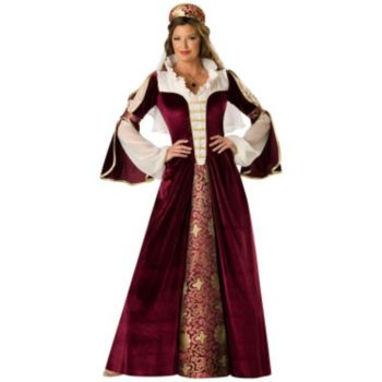 Elegant Empress Adult Costume