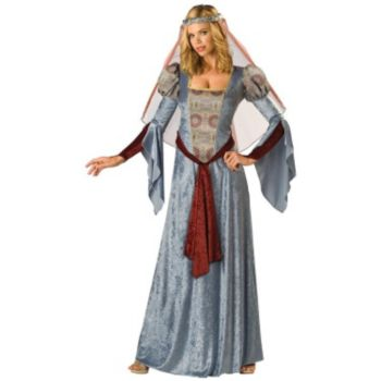 Adult Deluxe Maid Marian Adult Costume