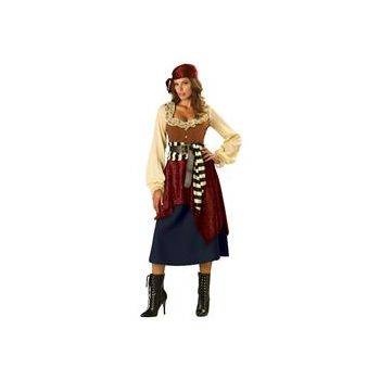 Adult Classic Lady Pirate Costume