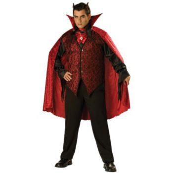 Sinister Devil Adult Plus Costume
