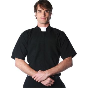 Priest Adult Shirt