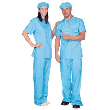 Medical Doctor Adult Costume