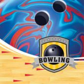 Bowling Party Beverage Napkins - 16 Pack