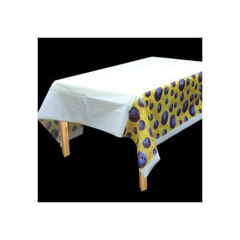 BOWLING PARTY  TABLE COVER