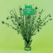 St. Patrick's Day Spray Centerpiece-15""