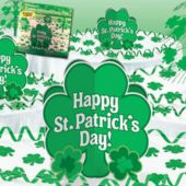 St. Patrick's Day Table Decorating Kit-87 Pack