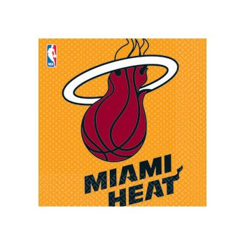 MIAMI HEAT LUNCH NAPKINS