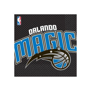 ORLANDO MAGIC LUNCH NAPKINS