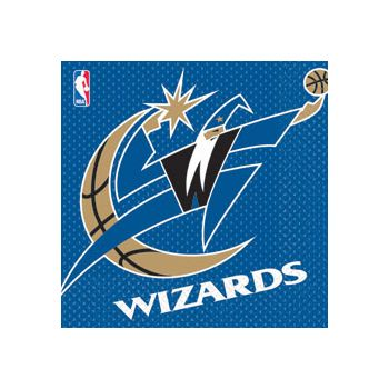 WASHINGTON WIZARDS  LUNCH NAPKINS