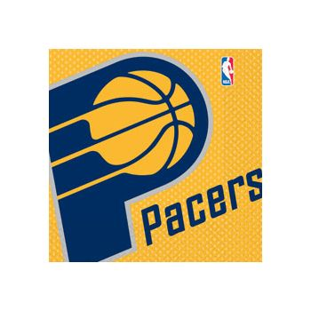 INDIANA PACERS  LUNCH NAPKINS