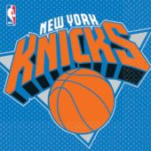 New York Knicks Lunch Napkins -16 Pack