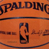 Spalding Ball Beverage Napkins