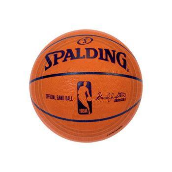 "SPALDING BALL  9"" PLATES"