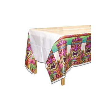 Tropical Tiki Table Covers 3 per pack