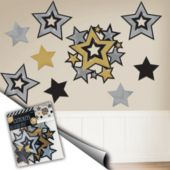 Hollywood Stars Cutouts-30 Pack