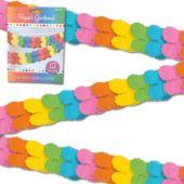 Pastel Multicolor 12' Garland
