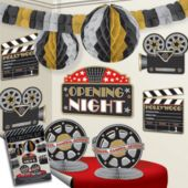 Hollywood Night Decorating Kit