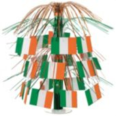 Irish Flag Centerpiece-18""