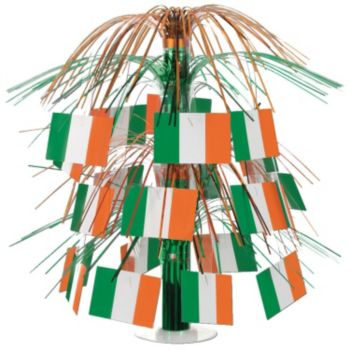 Irish Flag Centerpiece