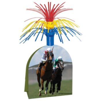 Derby Day Centerpiece