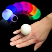 Multi-Color LED Orb Ring