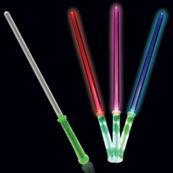 Multi-Color LED Sword - 27.5 Inch