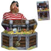 Treasure Chest Photo Prop