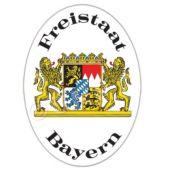 Bavarian Sign Cutout