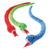 "Scaly 23"" Snakes - 12 Pack"