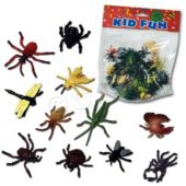 Toy Insect Assortment - 12 Pack
