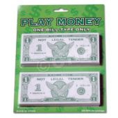 Play Money-$1- 250 Pack