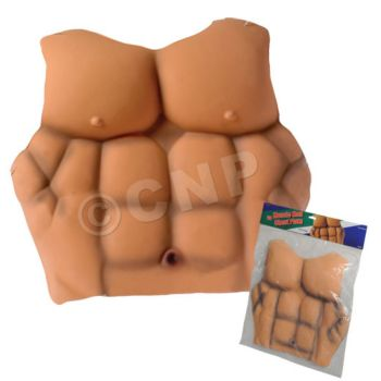 MUSCLE MAN  CHEST PLATE