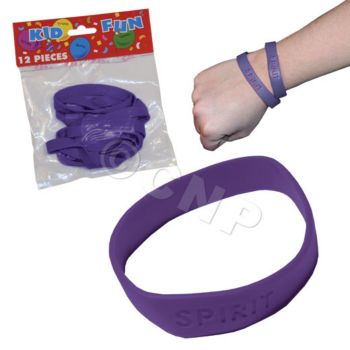 Purple Spirit Bracelets