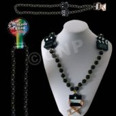 Hollywood Bead Necklace - 38 Inch