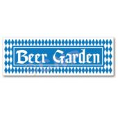 Beer Garden Sign Decoration
