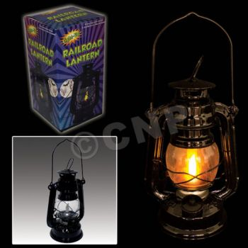 Railroad Lantern Accessory - 7.75 Inch