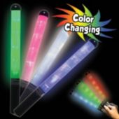 Multi-Color LED Patrol Wand - 12.5 Inch