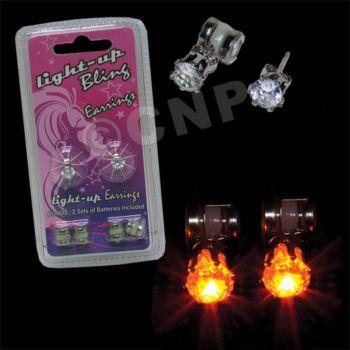 LED Blink Earrings