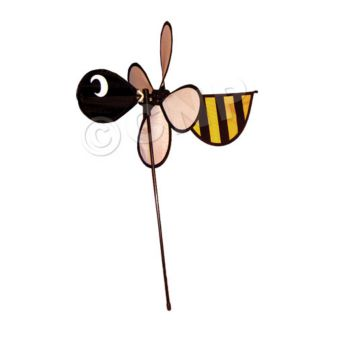 BUMBLE BEE  WIND SPINNER