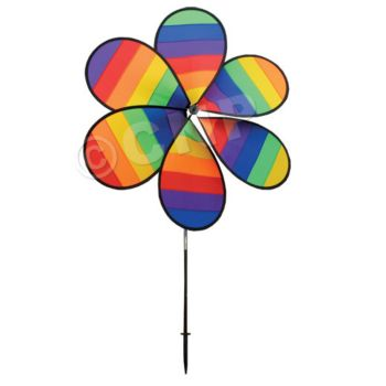 JUMBO RAINBOW WIND SPINNER