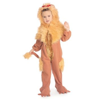 Wizard of Oz Premium Cowardly Lion Child Costume