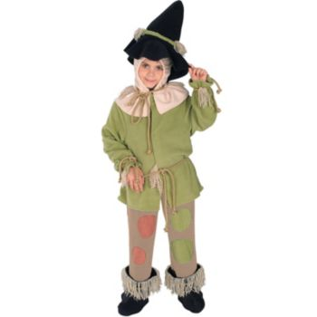 Wizard of Oz Premium Scarecrow Child