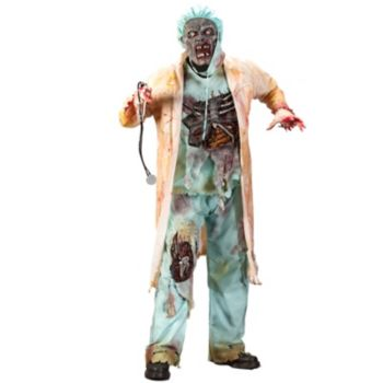 Zombie Doctor Teen Costume
