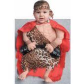 Mini Muscle Man Infant Costume